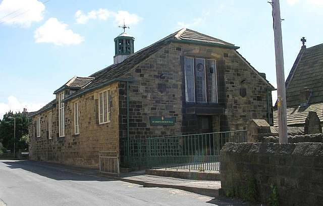 St John's Church Hall - Hallcliffe