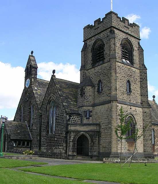 St John the Evangelist Church - Hallcliffe