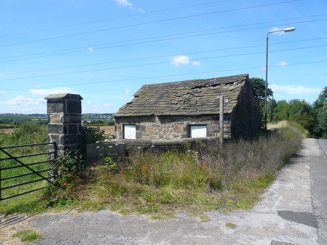 Disused Farm Building