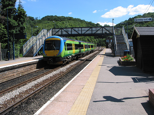 Ledbury Railway Station