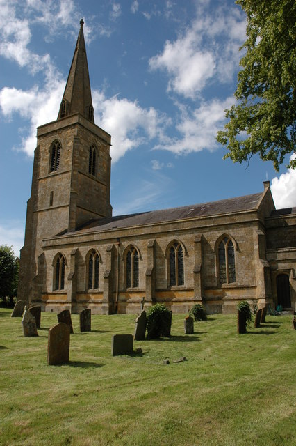 Great Wolford Church