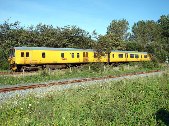 Engineers' Train at Aberystwyth