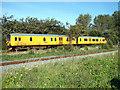 SN5881 : Engineers' Train at Aberystwyth by John Lucas