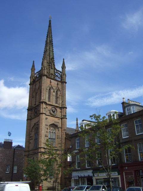 Church of Scotland 'Old and St Andrew's'