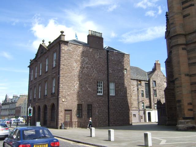 Montrose Guild Hall