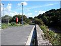 SN5881 : Aberystwyth Riverside Walk by John Lucas