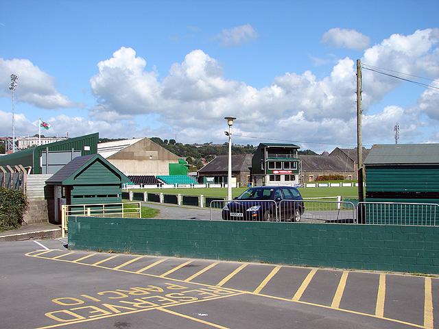 Aberystwyth Football Ground