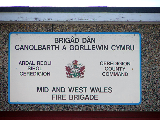 Mid and West Wales Fire Brigade