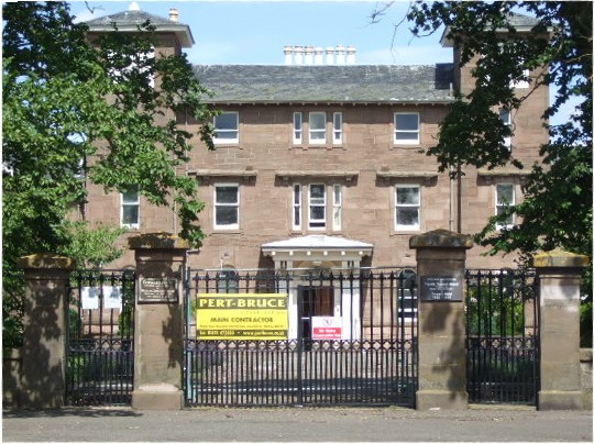 Dorward's House, Montrose