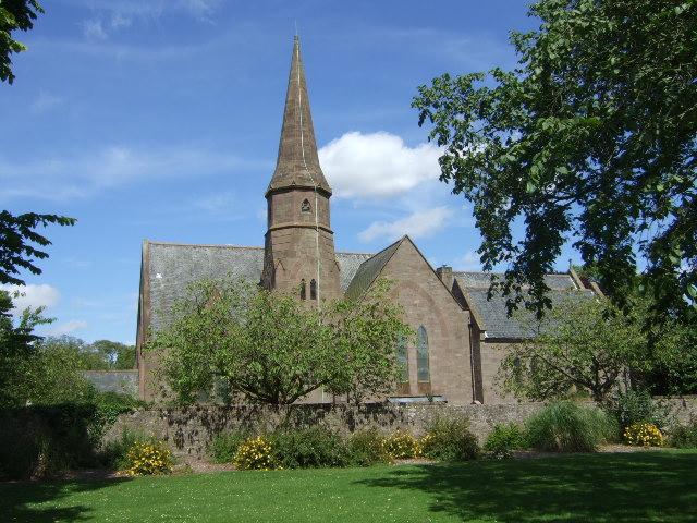 Scottish Episcopal Church, Montrose
