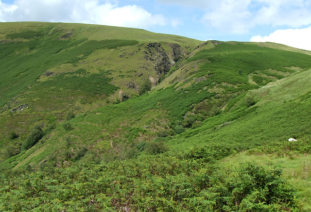 Nant Lwrch and Hillside, Ceredigion