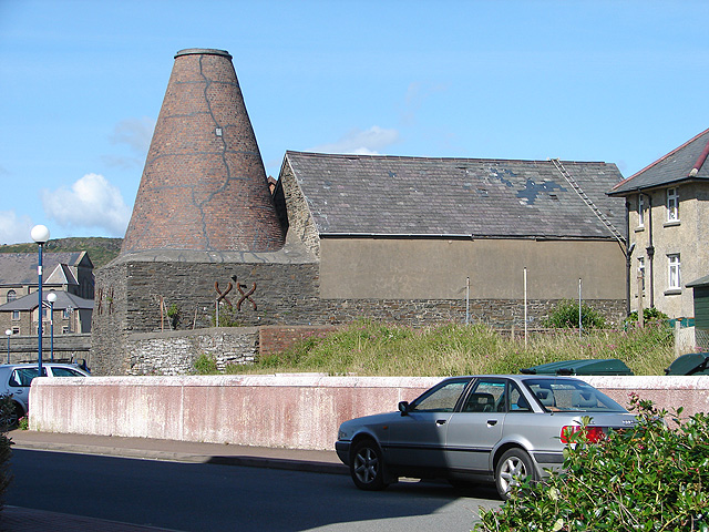 Old malt house and kiln