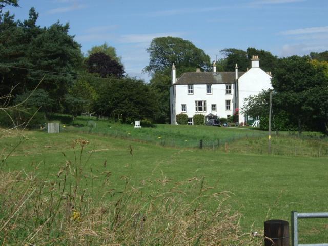 Kinnaber House