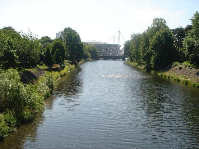 Afon Taf Cardiff