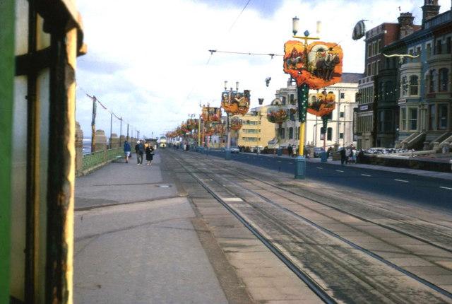 South Promenade, Blackpool