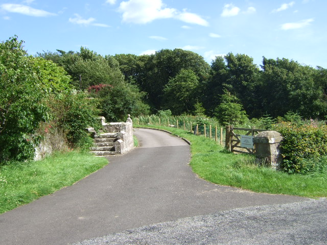 Access to Scotston of Kirkside