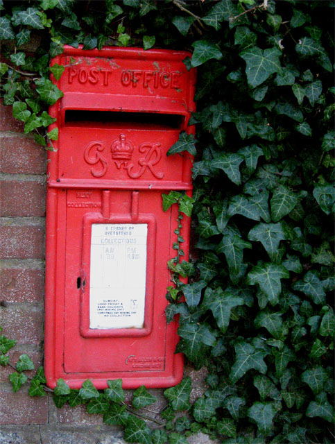 Is this postbox all it seems?