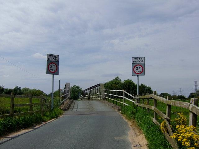 Bridge into Fishlake