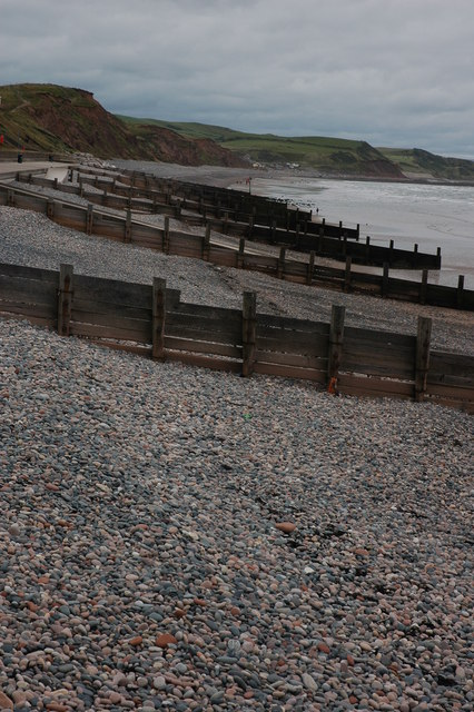 Groynes at St Bees