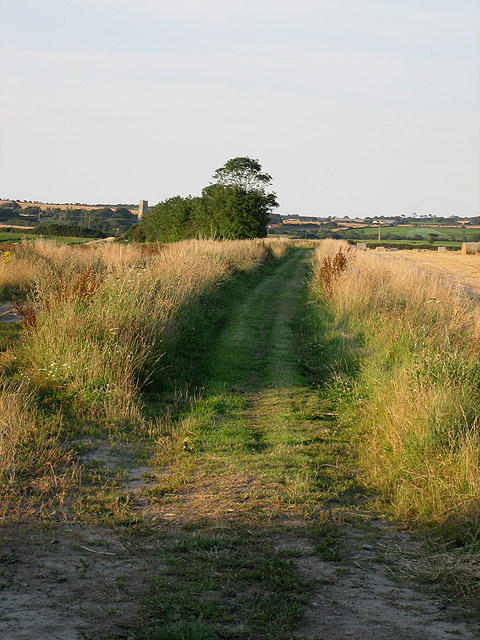 Walking north from Winspurs Farm