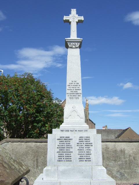 Benholm War Memorial