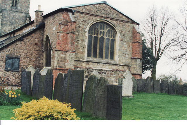 East end of St. Peter's Church, Whetstone