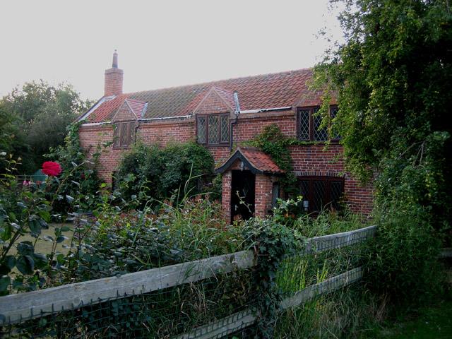 Cottage near Southrepps Hall