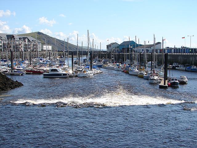 Aberystwyth Marina