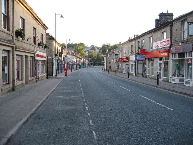 Bolton Street Ramsbottom