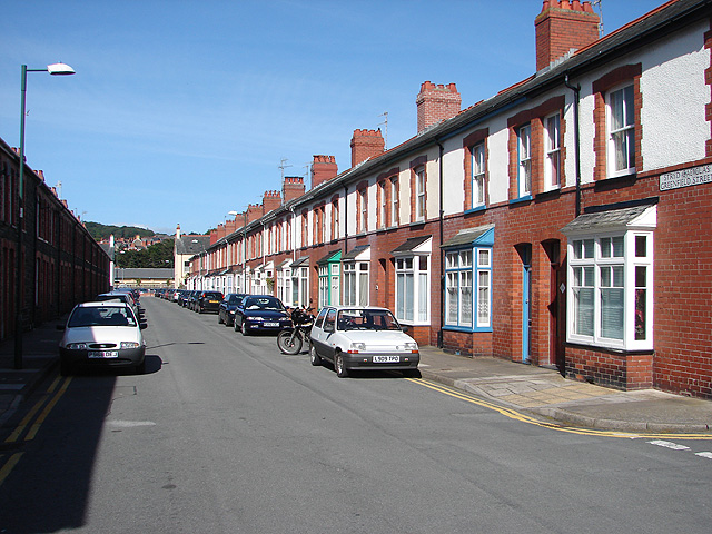 Greenfield Street, Aberystwyth