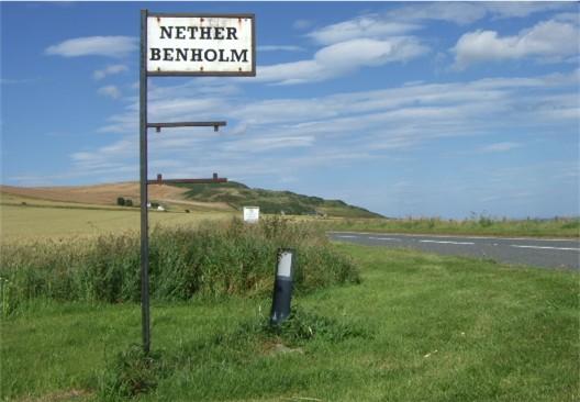 View NE up A92
