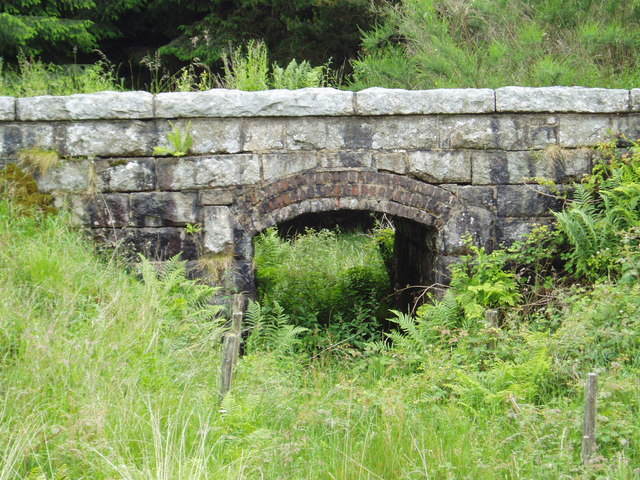 """Paddy Line"" bridge."