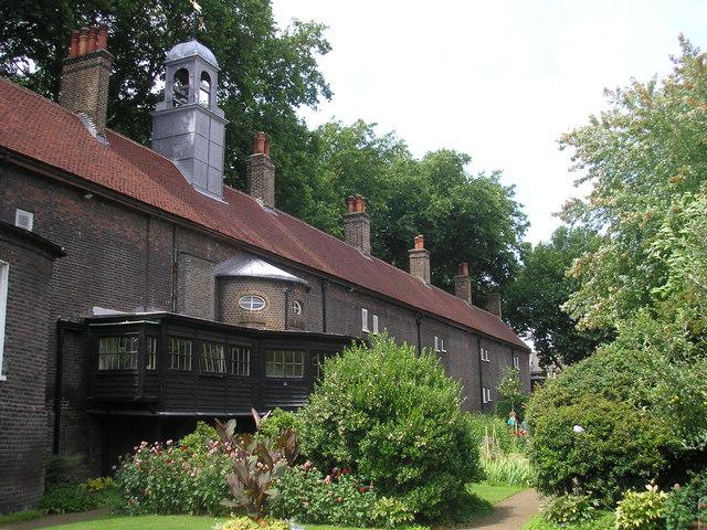 Geffrye Museum Garden