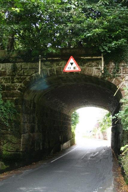 Low Bridge.
