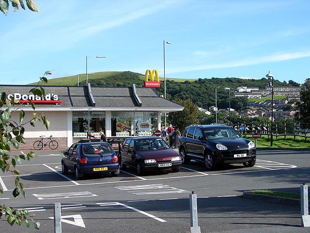 McDonald's, Aberystwyth