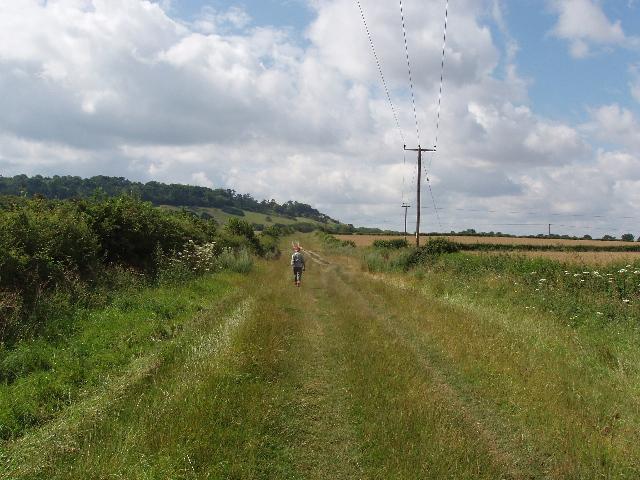 Icknield Way - The Ridgeway trail