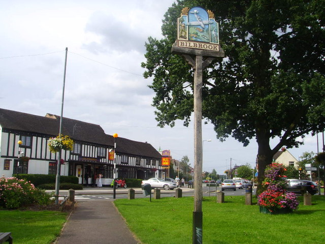 Centre of Bilbrook