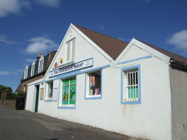 'The Gourdon Shop'