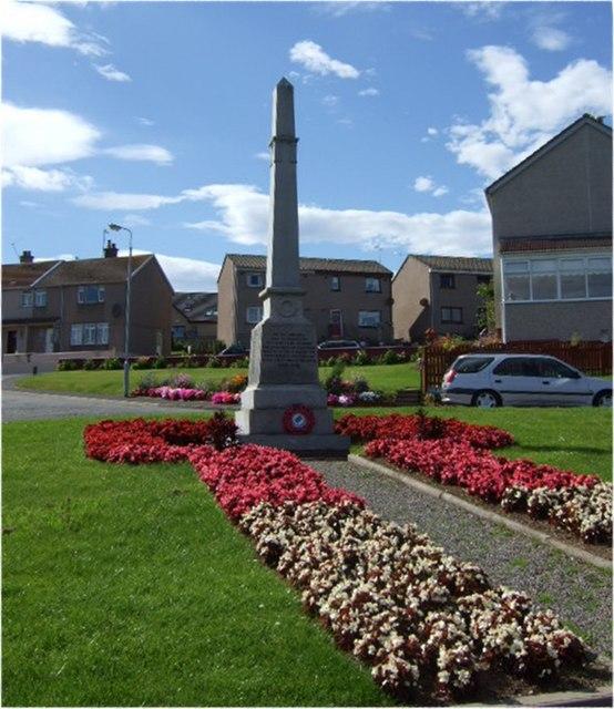 Gourdon war memorial