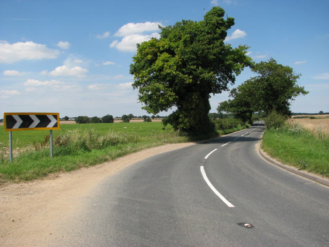B1149 to Holt