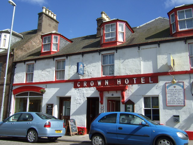 Crown Hotel, Inverbervie