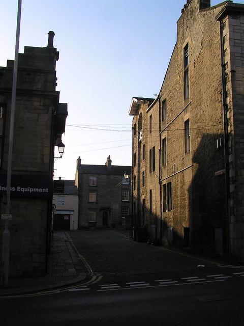 Lancaster Bridget Street off Great St John's street