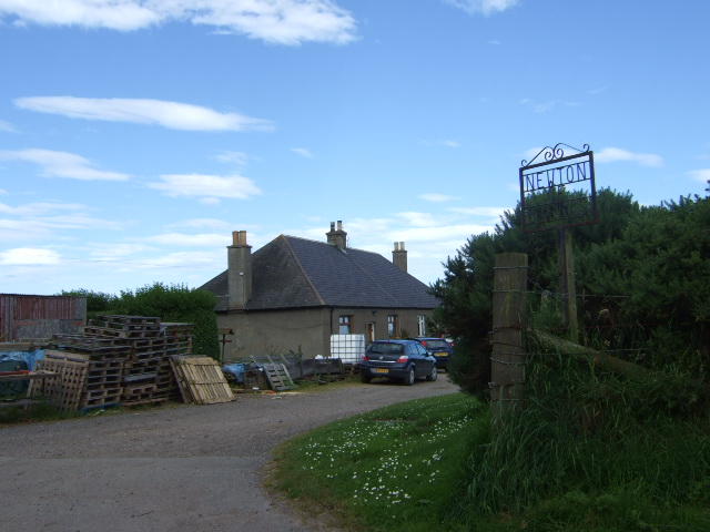 Access to Newton of Barras