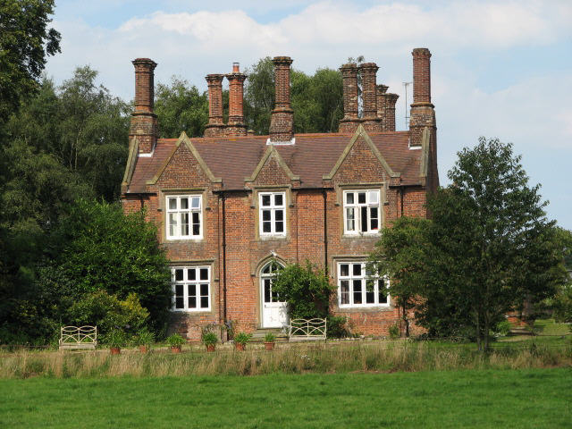 Barningham Rectory