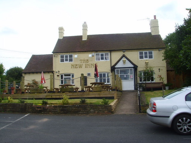 The New Inns at Kiddemore Green