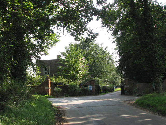 Entrance to Wolterton Park
