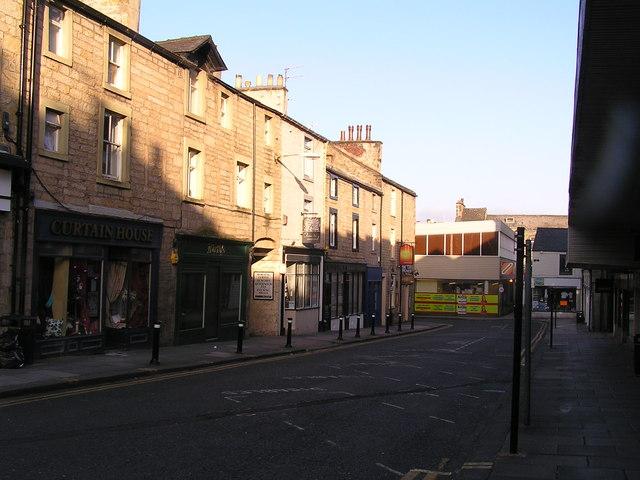Lancaster Gage Street off Great St John's Street