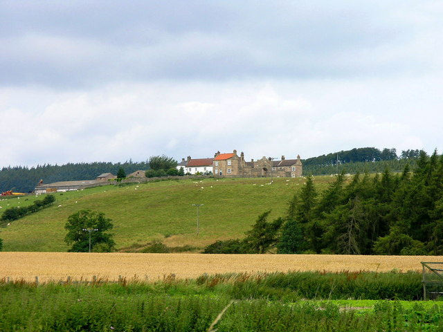 Raby Home Farm.