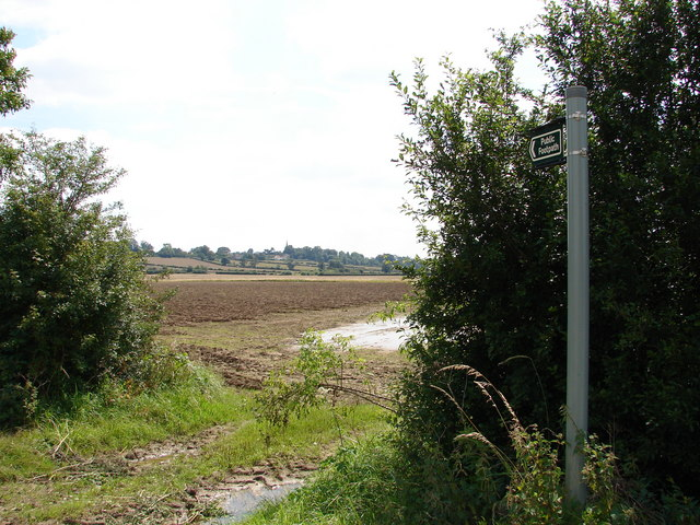 View towards Leadenham
