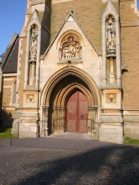 Rugby-Saint Maries Church